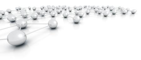 Netzwerk abstrakt Lizenzfreie Bilder