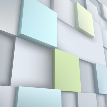 corporate building: Vector background