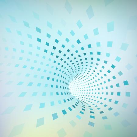 tunel: Vector de fondo
