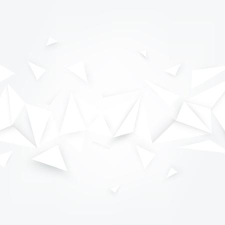 벡터 배경입니다. 삼각형 추상 질감의 그림입니다. 배너, 포스터, 전단지에 대한 패턴 디자인. 일러스트