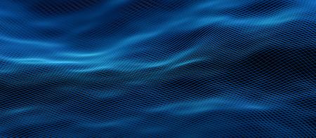 Representación 3d abstracta de la superficie tecnológica. Diseño de fondo moderno
