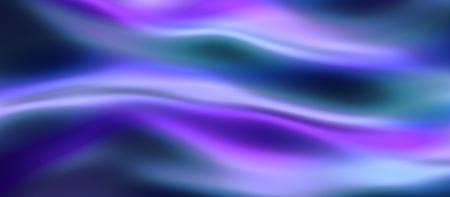 Abstract 3d rendering, wavy surface, modern background design Foto de archivo