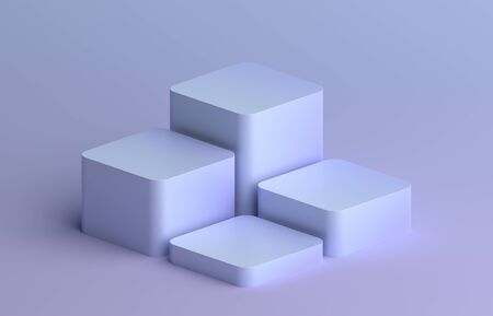 Render 3d abstracto, fondo moderno, diseño gráfico