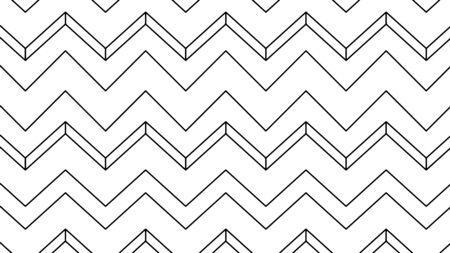 Abstract background, texture design, modern zigzag pattern, vector illustration