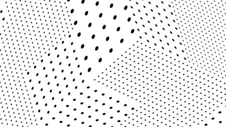 Abstract background, polka dot texture design, modern pattern, vector illustration