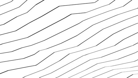 Abstract background, texture design with lines, modern striped pattern, vector illustration  イラスト・ベクター素材