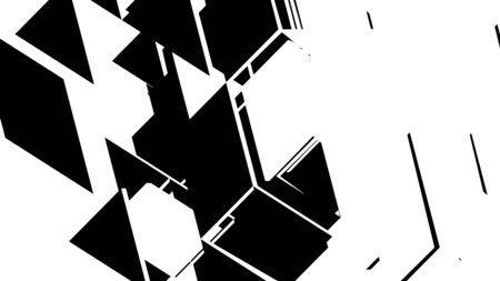 Abstract background design, modern pattern, vector illustration