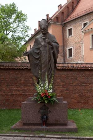 paulus: Monument Ioannes Paulus II