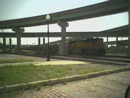Trains Coming Фото со стока