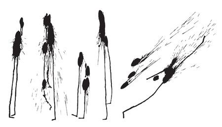 melancholy: vreemd, triest en melancholie splash cijfers