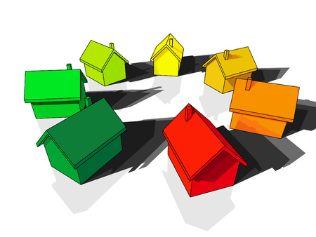 energetic: seven houses certified in seven energetic classes