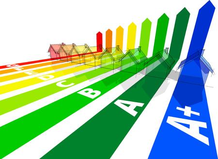 sevenextra één huizen gecertificeerd voor acht energetische klassen