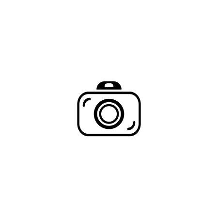 Camera icon modern style. camera symbol EPS10