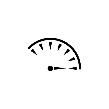 Speed icon. vector symbol on white background EPS10