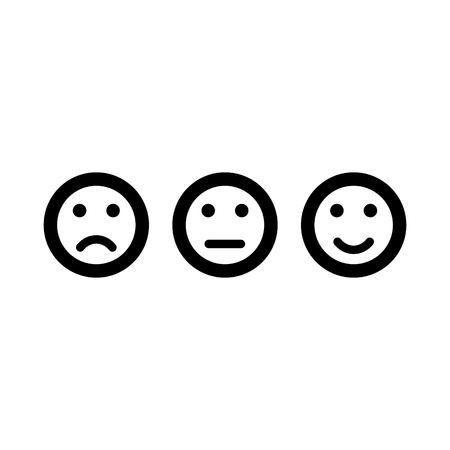 smile icon. vector icons modern style Imagens - 126344416