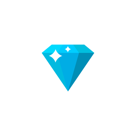diamond icon. sign design vector