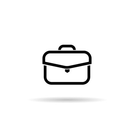 work bag icon. vector business concept line design. vector symbol EPS10
