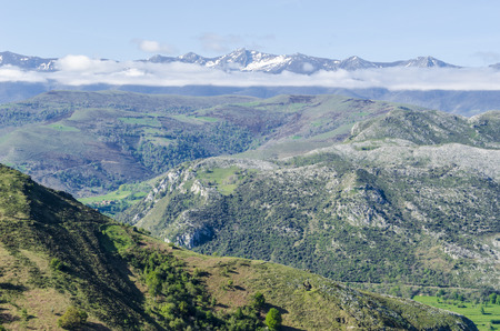 northern spain: Mountains in Northern Spain