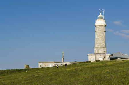 northern spain: Lighthouse, Northern Spain