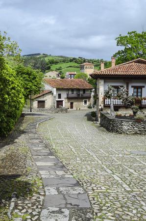 northern spain: Rustic village, Northern Spain