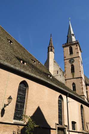 strasbourg: Strasbourg church