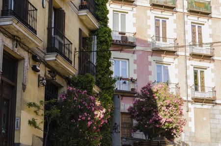 madrid  spain: Madrid, Spain Stock Photo