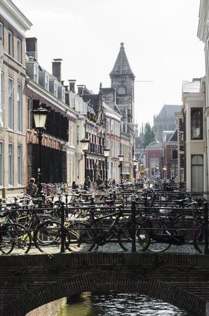 utrecht: Utrecht city view Stock Photo