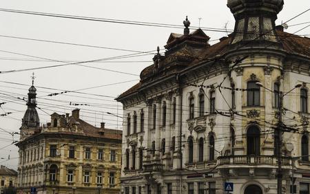 cluj: Architecture in Transylvania Editorial