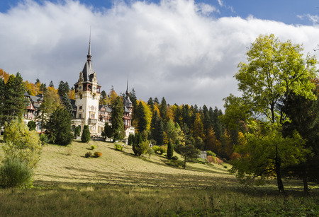 castle: Castle in Romania