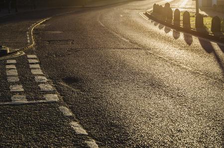 curve road: Curve road