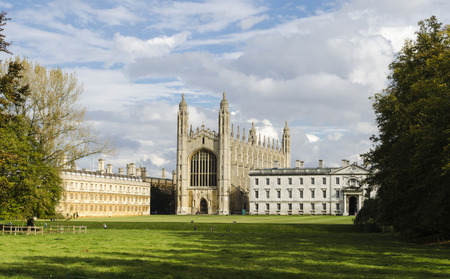 of the united kingdom: Cambridge, United Kingdom Stock Photo