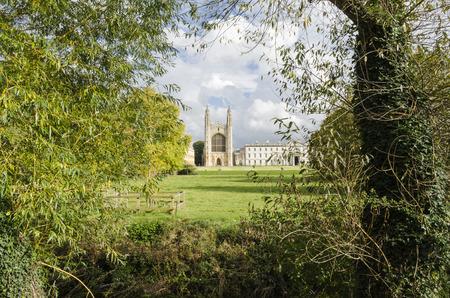 united kingdom: Cambridge, United Kingdom Stock Photo