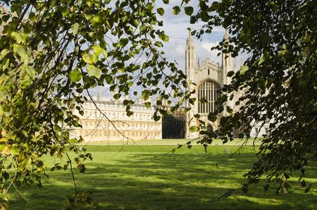 cambridge: Cambridge, United Kingdom Stock Photo