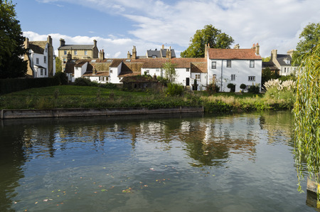kingdom: Cambridge, United Kingdom Stock Photo