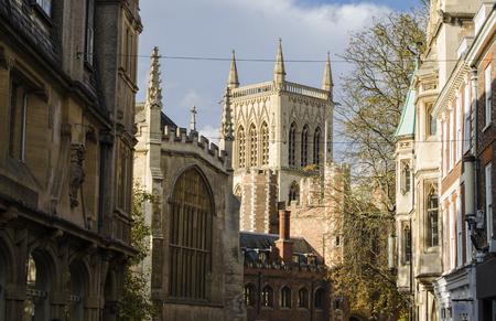 Cambridge, United Kingdom Stock Photo