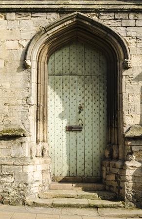 doorway: Church doorway