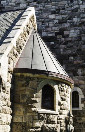 alesund: Stone church in Alesund