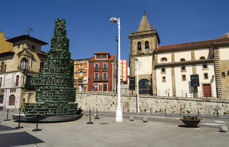 northern spain: Gijon, northern Spain Editorial