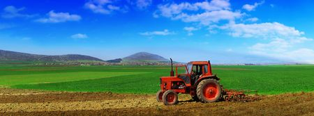 agricultural equipment: Cultivating