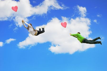 Love can make You fly photo