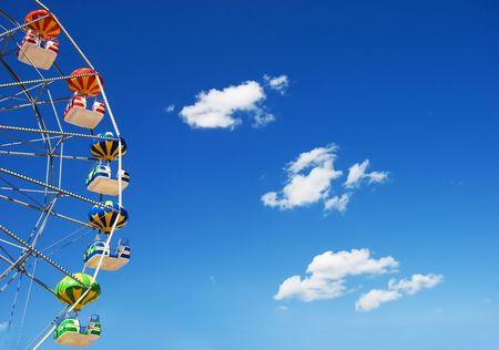 wheel spin: Ferris Wheel