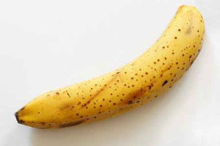 overripe: an overripe banana