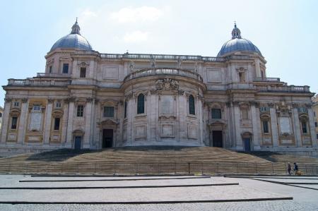 The Roman church of Santa Maria Maggiore photo