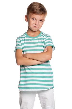 Portrait of boy Stock Photo - 15332503
