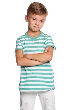 Portrait of boy Stock Photo - 15332503