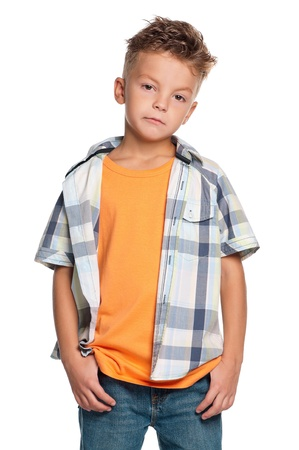 Portrait of boy Stock Photo - 15332636