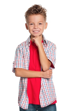 Portrait of boy Stock Photo - 15361542