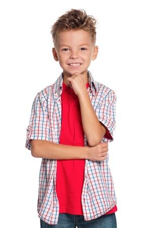 Portrait of boy Stock Photo - 15361542