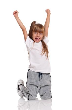 Dancing girl poco