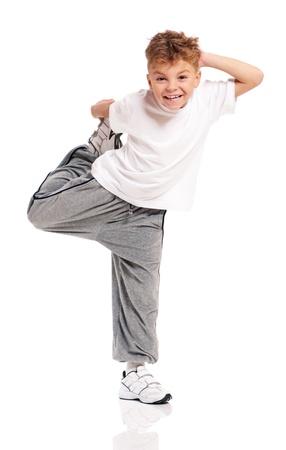 fitness danse: Danse Boy
